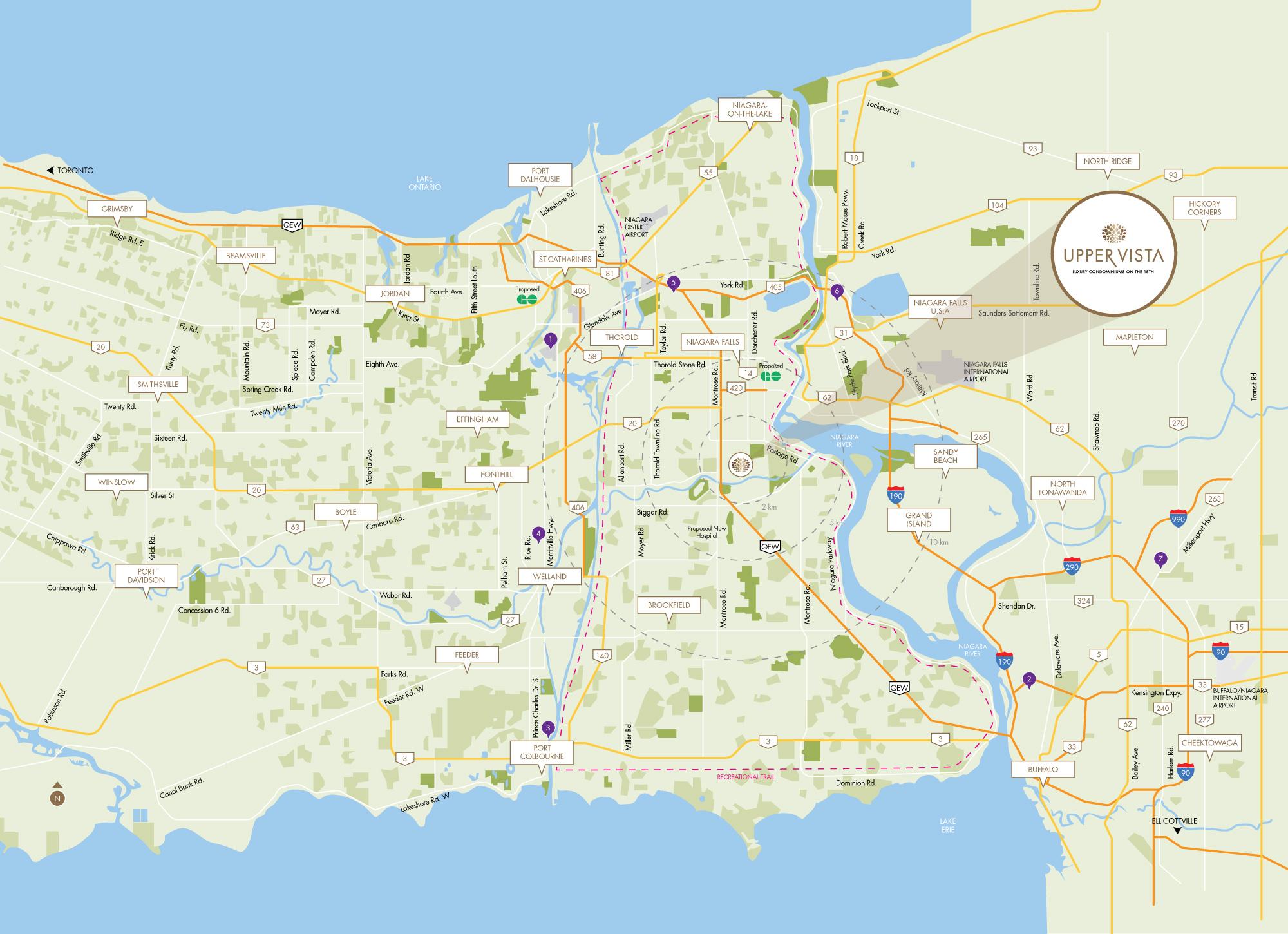 Schools map image