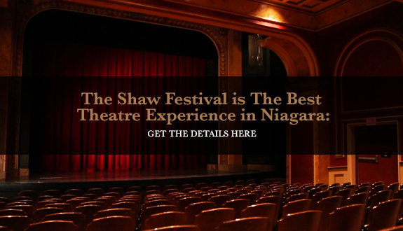 The Shaw Festival is The Best Theatre Experience in Niagara: Get The Details Here image