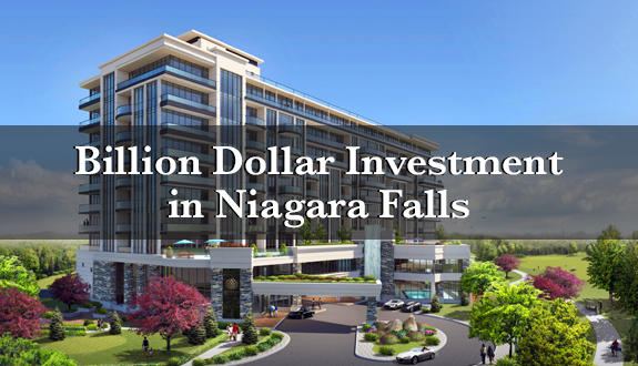 Niagara Falls' Up and Coming Luxury Market Attracts Billion Dollar Investment Project image