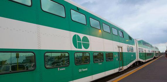 Go Train expansion in Niagara
