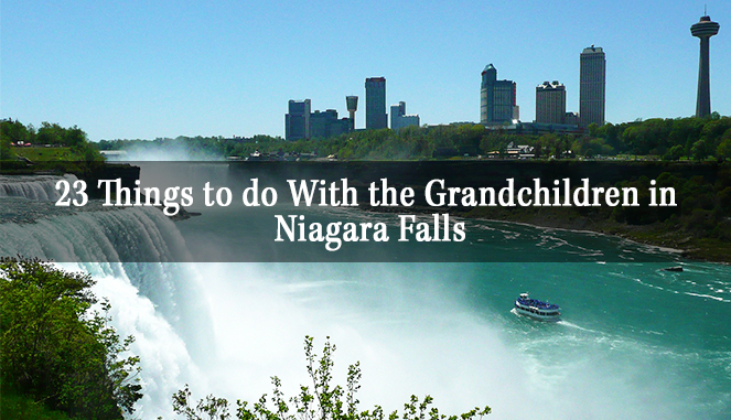 The Ultimate Guide to Having Fun With Your Grandchildren in Niagara Falls image