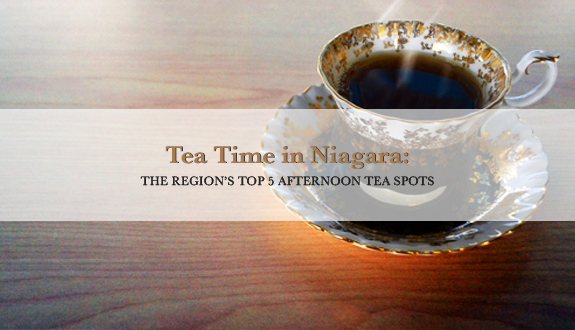 Afternoon Tea: Part of Niagara's Luxury Experience image