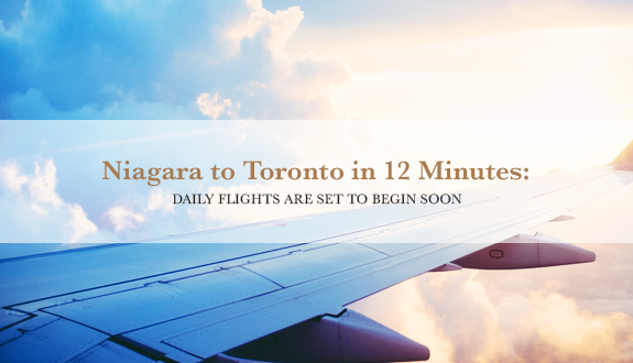 Why Flights from Toronto to NiagaraChanges Everything image