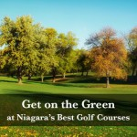 Golf courses in Niagara.