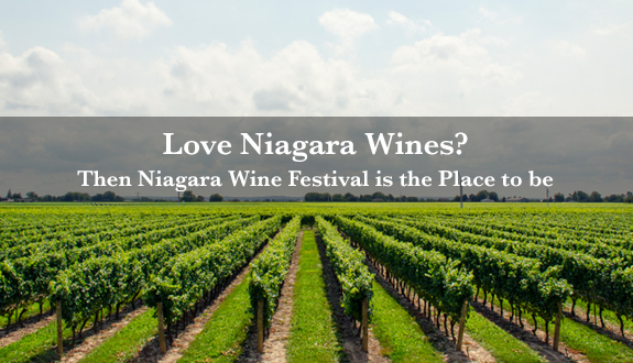 The Niagara Wine Festival: A Quick Guide to One of the Best Fall Festivals in Ontario image