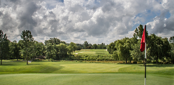 Best golf courses in Niagara.