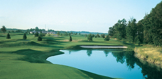 Niagara's best courses to golf at.